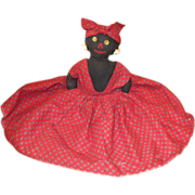 Aunt Jemimah toaster cover doll
