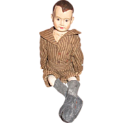 Darling primitive Boy doll