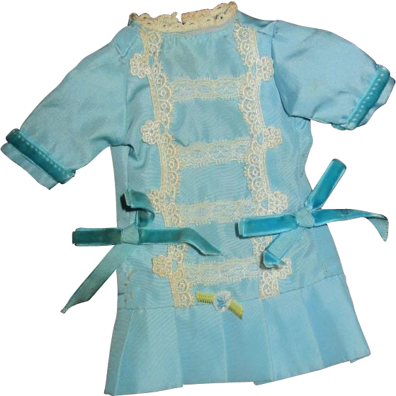 Wonderful small doll Dress