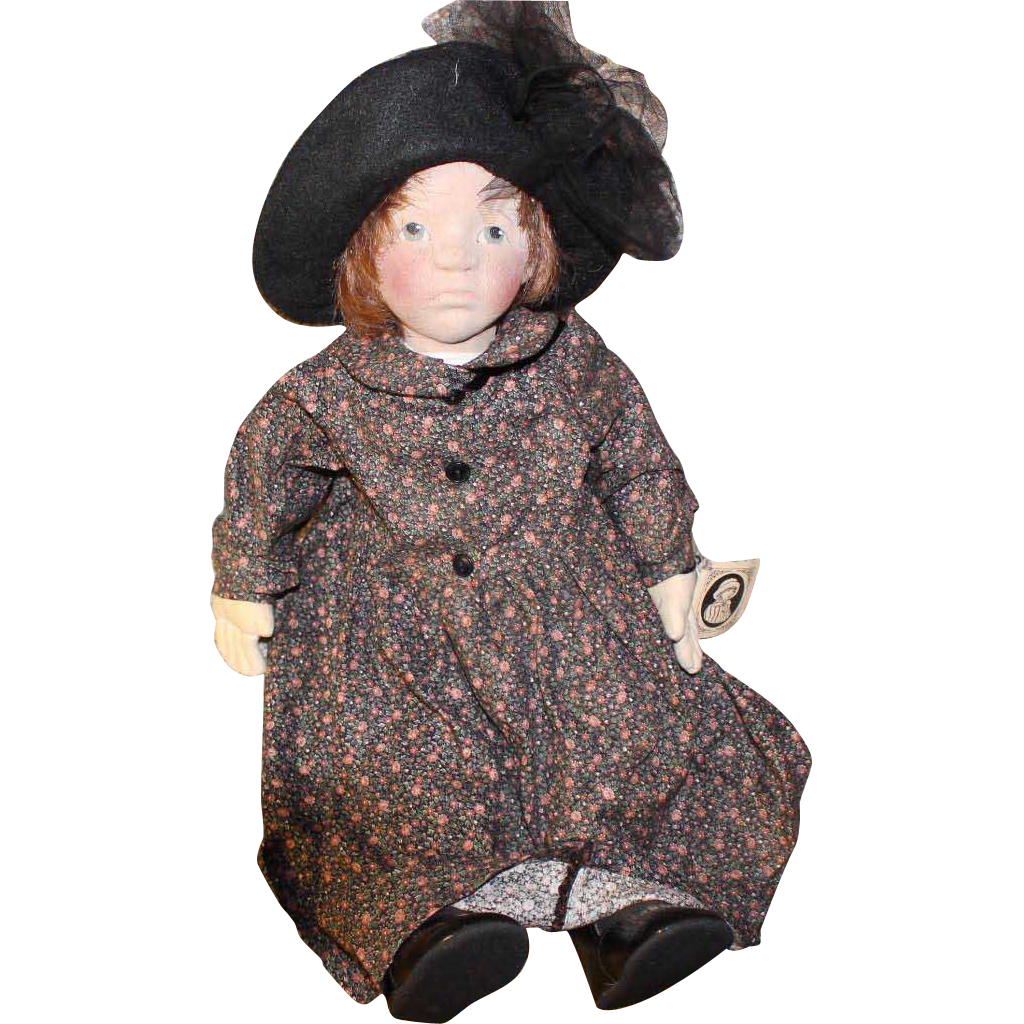 Charming Nancy Latham Wistful Children Doll
