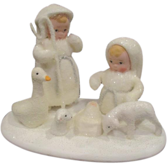 Snow Angel Nativity