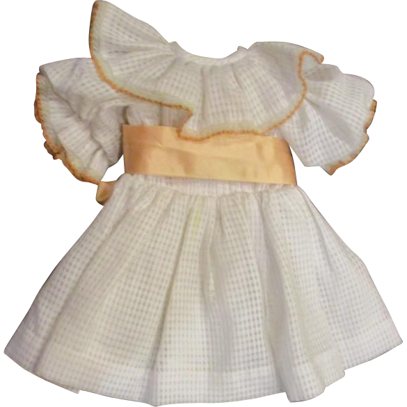 Beautiful doll dress