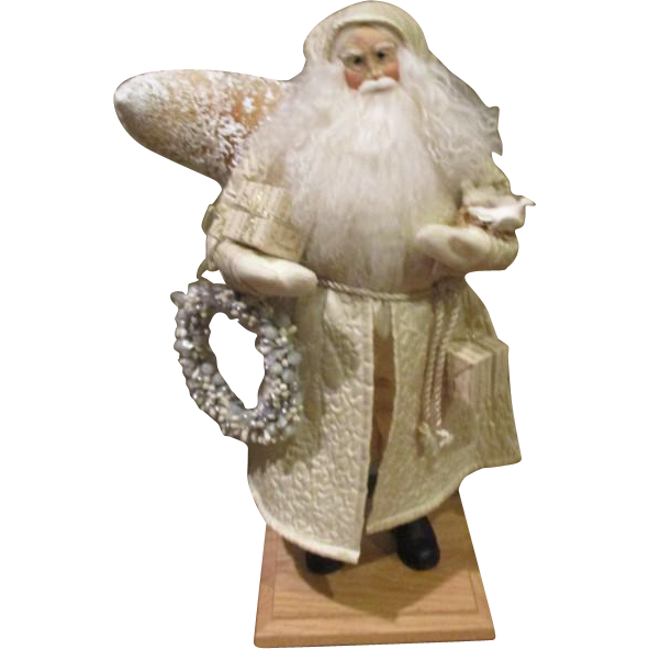 Awesome Santa by Lynn Haney