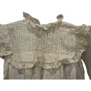 Beautiful antique Christening gown