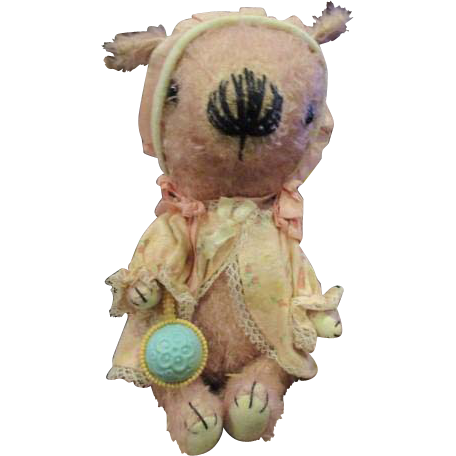 Captivating Teddy by China Cupboard Bears  Cindy McGuire