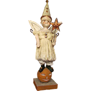 Amazing limited edition Pumpkin Fairy Doll by Debbee Thibault