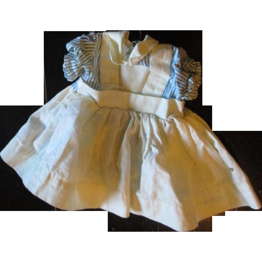 Adorable Nurse doll dress