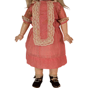 Beautiful antique doll dress