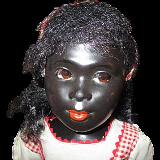 Amazing Black flirty eyed  doll