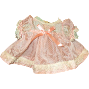 Sweet little dress for your baby doll