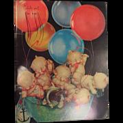 Adorable Kewpie book 1968