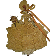 Beautiful Ribbon doll picture