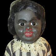 Darling Black paper mache doll