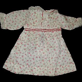 Adorable doll dress