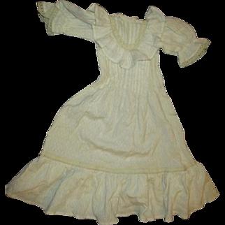 Sweet gauzy dress