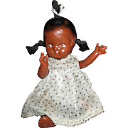 Darling little black Topsy doll