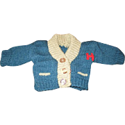 Doll or Teddy bear sweater