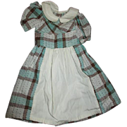 Adorable dress with wonderfully unique fabric