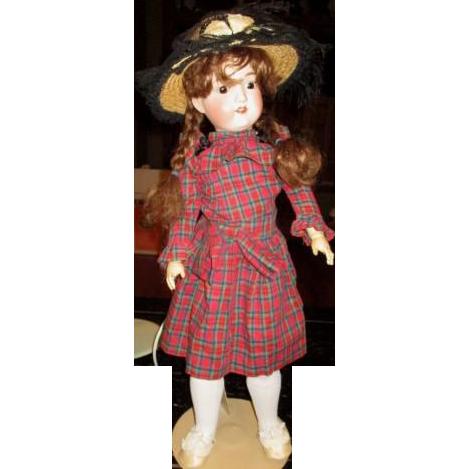 "Darlin 24"" doll Nippon"
