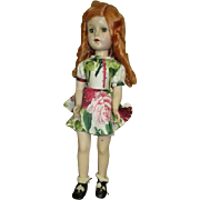 Composition doll walker