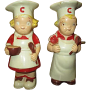 Campbell soup kids salt and pepper
