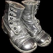 Antique High top shoes