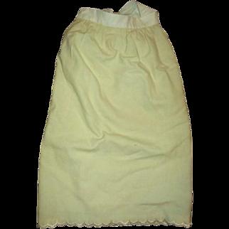 Large Slip soft flannel