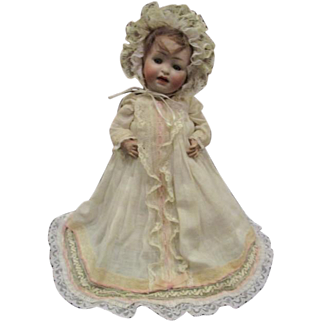 Adorable Antique small character baby