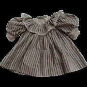 Charming vintage doll dress