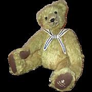 Adorable artist mohair teddy bear