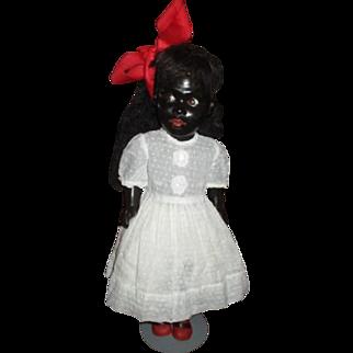Incredible flirty eyed Black doll