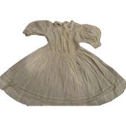 Beautiful large antique dress