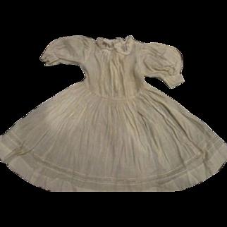 Beautiful large antique dress