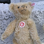 Limited Edition Blonde Teddy by Steiff for their 100th Anniversary - Red Tag Sale Item