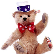 Steiff Limited Edition All American Teddy