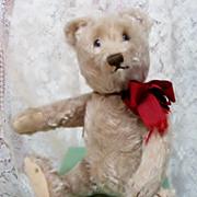11 inch Vintage Steiff Mohair Bear