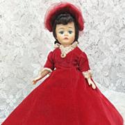 "Vintage Madame Alexander Portrette ""Agatha"""