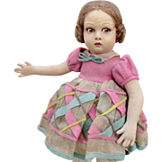 """13"""" Lenci girl, Rare 900 Series"""