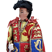 Vintage Liberty of London Doll: Garter King of Arms