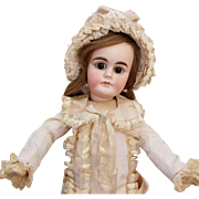16 inch Sonnenberg Solid-Dome Bisque Doll