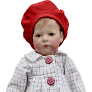 17 inch Kathe Kruse Early Doll I
