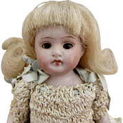 "5"" Kestner 150 All-bisque Antique Doll"