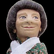 "17"" Rare R. John Wright ""Rosa"", Early Character Doll Series"