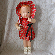 All Original Patsy Type Composition Doll