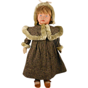 Darling Kamkins Cloth Doll