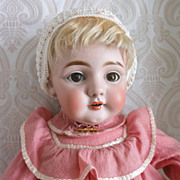 Kestner German Character Bisque Head Toddler 143