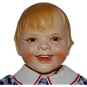 Gladdie Biscaloid Head Character Doll