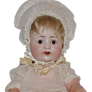 Bergman German Bisque Head Baby Doll