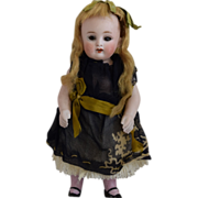 Kestner German All Bisque Child Doll