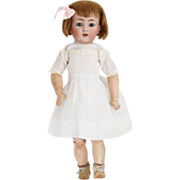 German Bisque Character Doll 117n by Kammer & Reinhardt